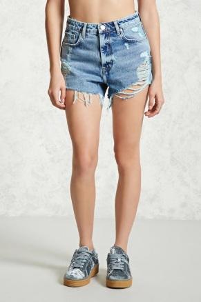 All American Girl Shorts Forever 21