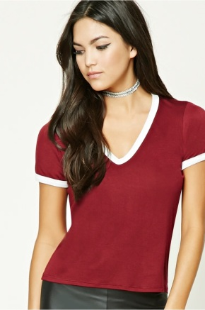 All American Girl Top Forever 21